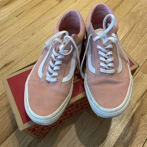 Vans Shoes Marble Suede Old Skool Zip Sneakers Poshmark